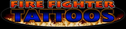 firefighter tattoos logo