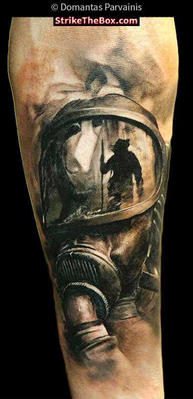 strikethebox.co... Firefighter Tattoo