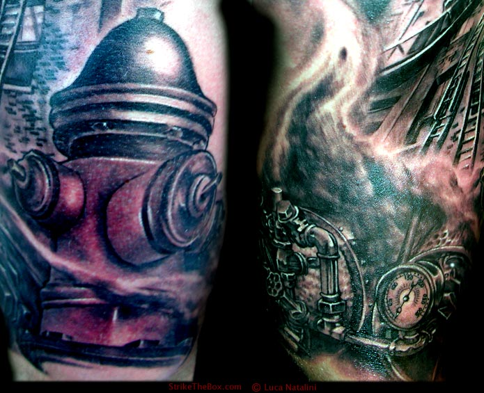 Artist at large pictures to pin on pinterest tattooskid for Tattoo shops in wichita ks