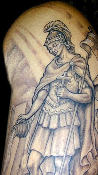 St. Florian Tattoo