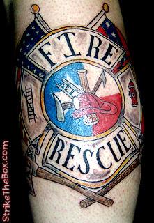 Tattoo Location Lower Left Leg
